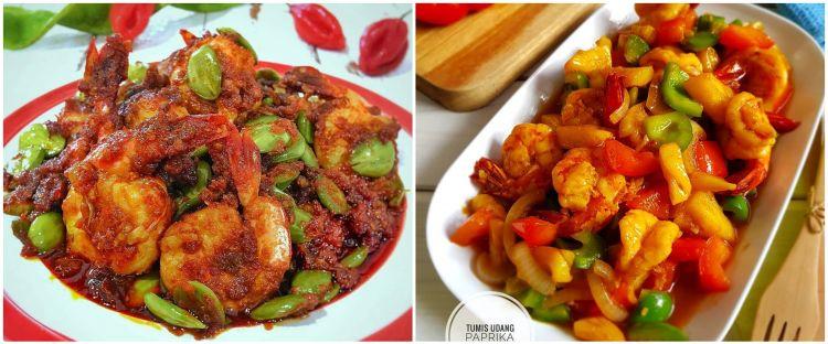 10 Resep tumis udang ala rumahan, enak, sederhana, dan bikin nagih