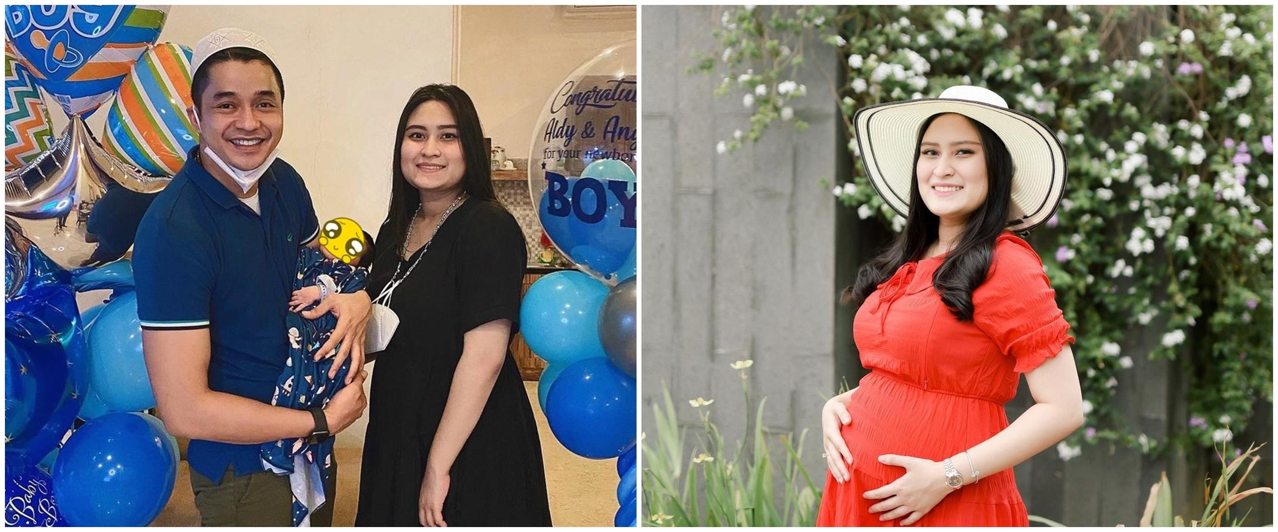 Angbeen Rishi unggah potret terbaru usai melahirkan, bikin salfok