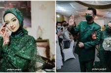 10 Momen Henna Night Reza D'Academy dan Valda, penuh kebahagiaan