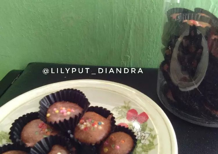 resep brownies kering © Instagram