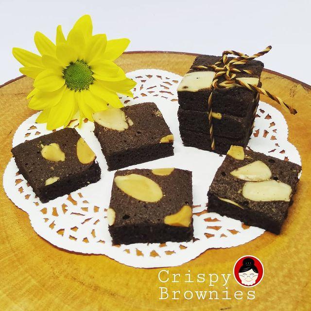 20 Resep brownies kering  berbagai sumber