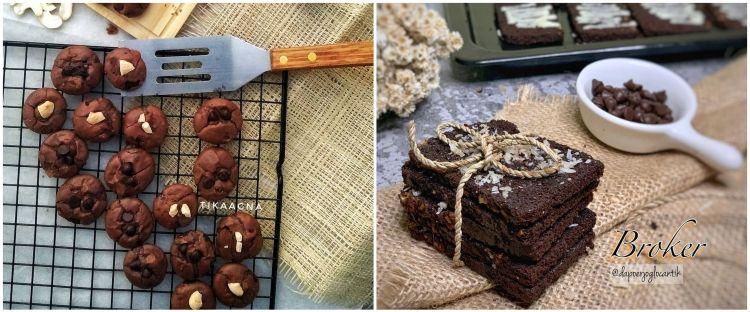 10 Resep brownies kering, renyah, enak, dan mudah dibuat