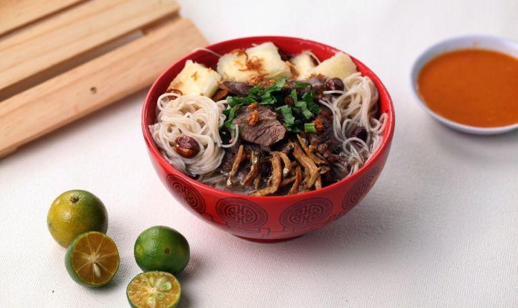 Nih 6 Fakta kedai kuliner khas Sambas berkonsep peranakan di Bintaro