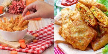 10 Resep camilan dari wortel yang sehat, enak, dan mudah dibuat