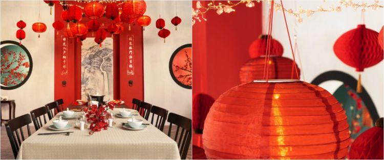 5 Inspirasi dekorasi ornamen Imlek untuk rumah, fresh dan keren