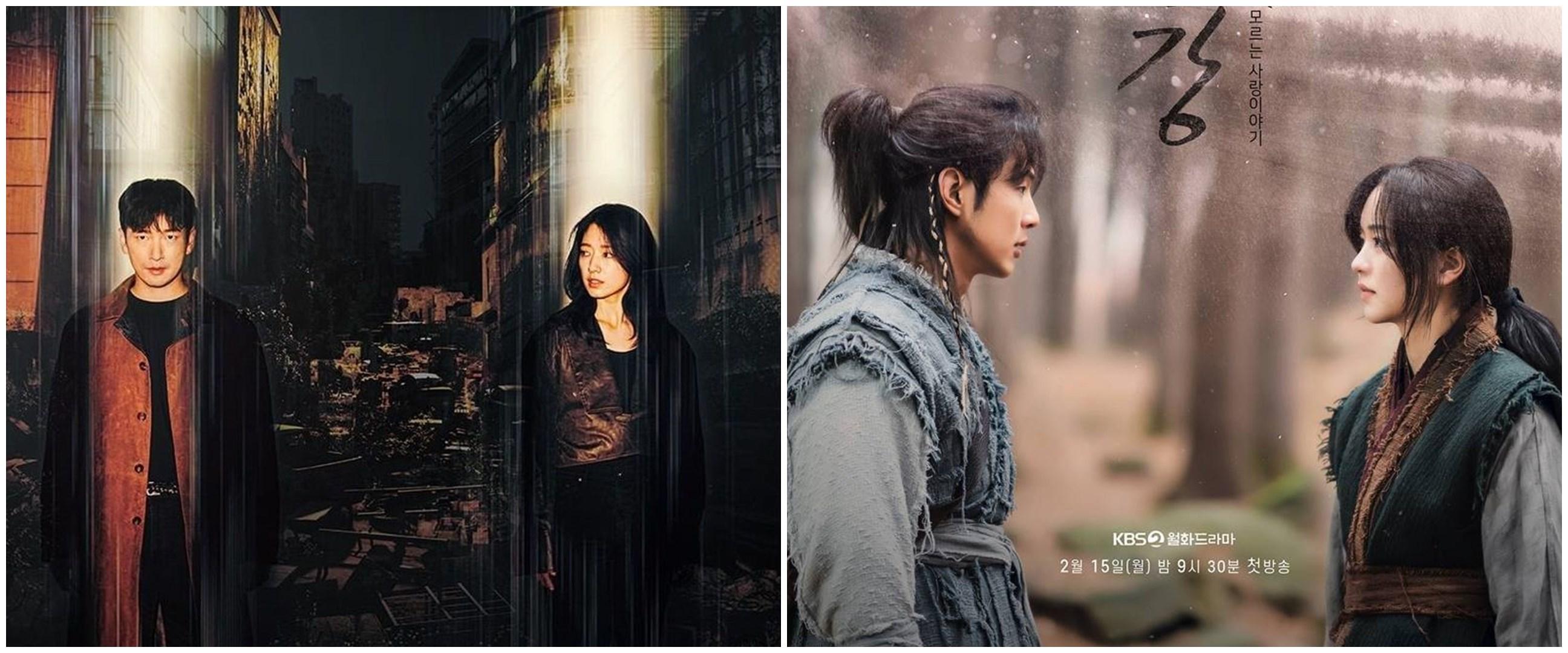 10 Drama Korea tayang bulan Februari 2021, diperankan bintang top