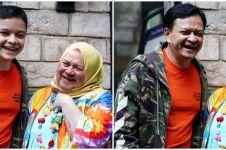 5 Potret Melly Goeslaw dan Hedi Yunus adu wajah keriput pakai FaceApp