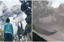 10 Foto dan video erupsi Gunung Merapi, 6 jam 22 kali awan panas