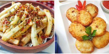10 Olahan kentang paling sederhana, cocok untuk camilan sehari-hari