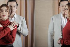 6 Pemotretan Jordi Onsu & Frislly Herlind, didoakan segera prewedding