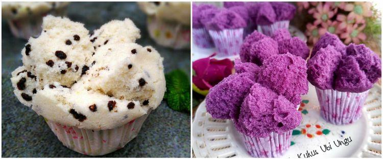 10 Resep bolu kukus sederhana, enak, lembut, dan mekar