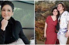 6 Gaya Tissa Biani hadiri ultah Maia Estianty, parasnya curi perhatian