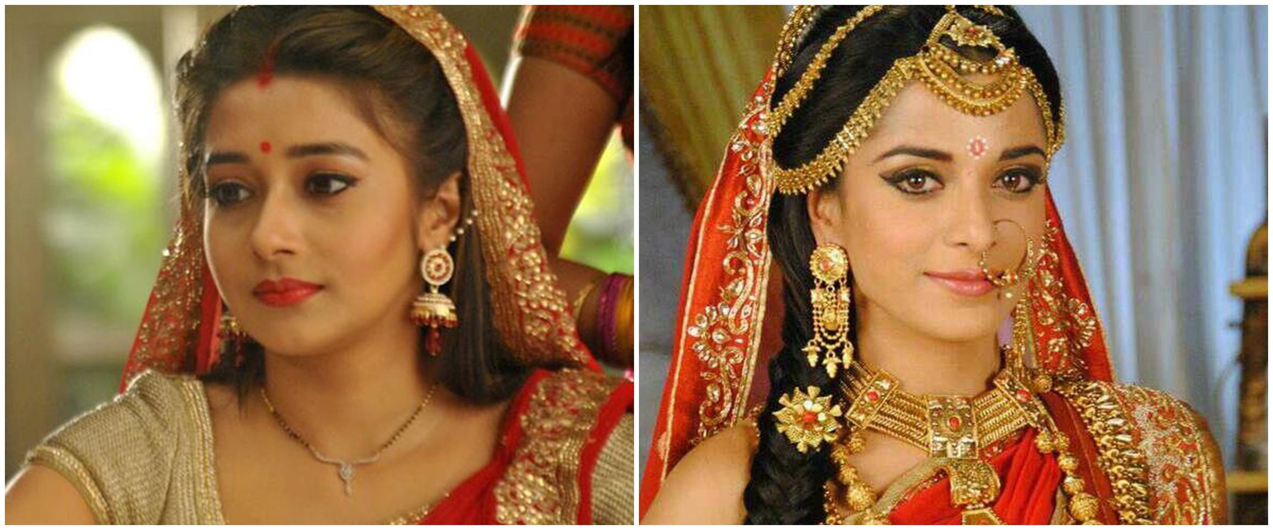 Potret muka bantal 10 aktris serial Bollywood, cantiknya natural