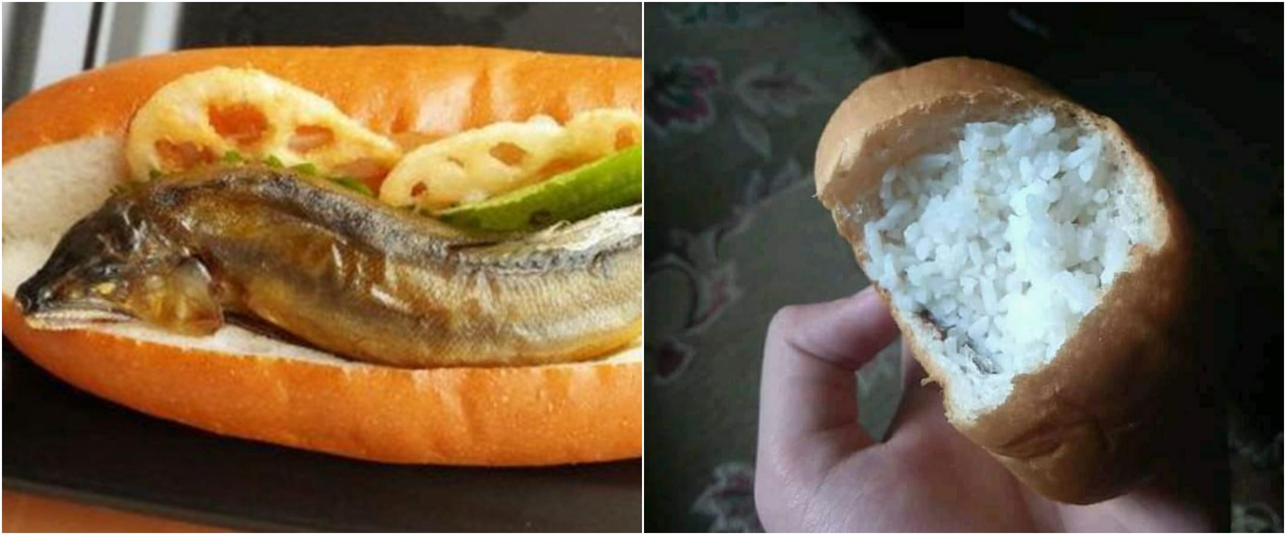 10 Isian roti ini bikin mikir dua kali saat gigitan pertama