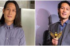 10 Transformasi rambut Chef Juna, pernah tampil mohawk