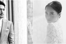 10 Momen pernikahan Ibnu Jamil dan Ririn Ekawati, penuh kebahagiaan
