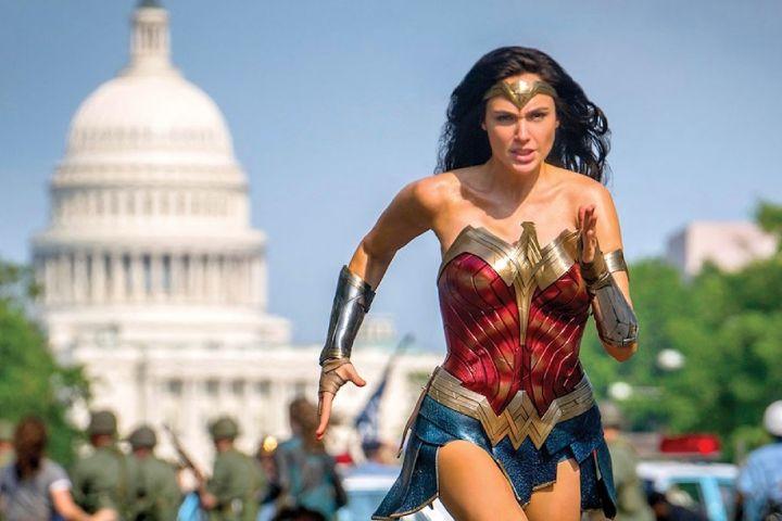 Wonder Woman 1984 kini bisa ditonton di rumah loh