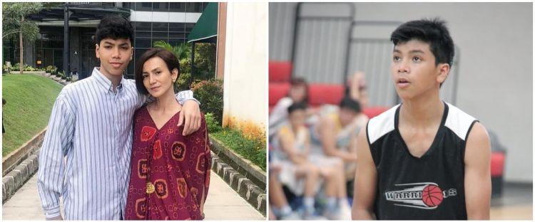 8 Potret ganteng Alfath Hakim, anak Wanda Hamidah yang beranjak remaja