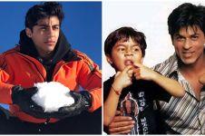 9 Transformasi Aryan Khan, anak Shah Rukh Khan yang manly abis