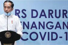 Jokowi: PPKM tak efektif, kasus Covid-19 naik di beberapa provinsi