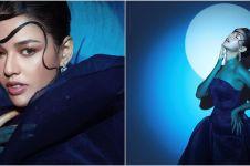 7 Gaya pemotretan Susan Sameh bertema The Queen of The Moon, memukau