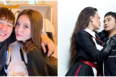 10 Potret terkini Abash mantan pacar Lucinta Luna dengan kekasih baru