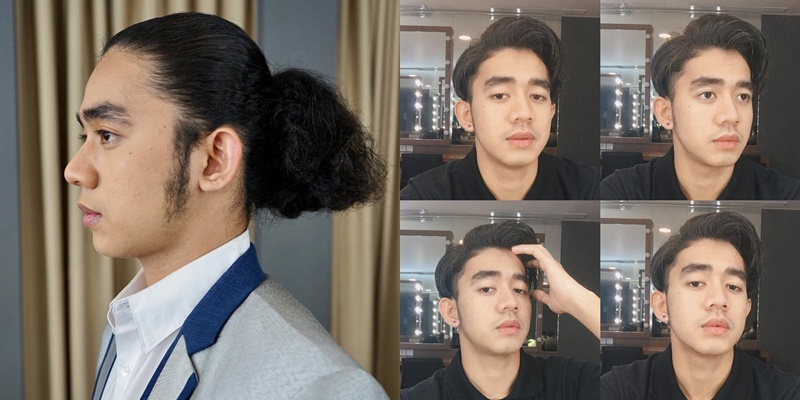 seleb ganteng make over Ivan Gunawan © Instagram