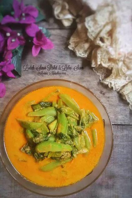 Resep sawi pahit ala rumahan Instagram ; cookpad © 2021 brilio.net