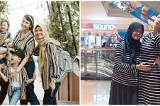5 Momen Sharena Delon beri kejutan ultah babysitter-nya, tuai pujian