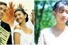 5 Momen Glenca Chysara menikah di sinetron, pernah jadi istri Sule