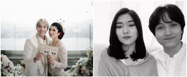 Rayakan anniversary pertama, Isyana Sarasvati rilis lagu bareng suami