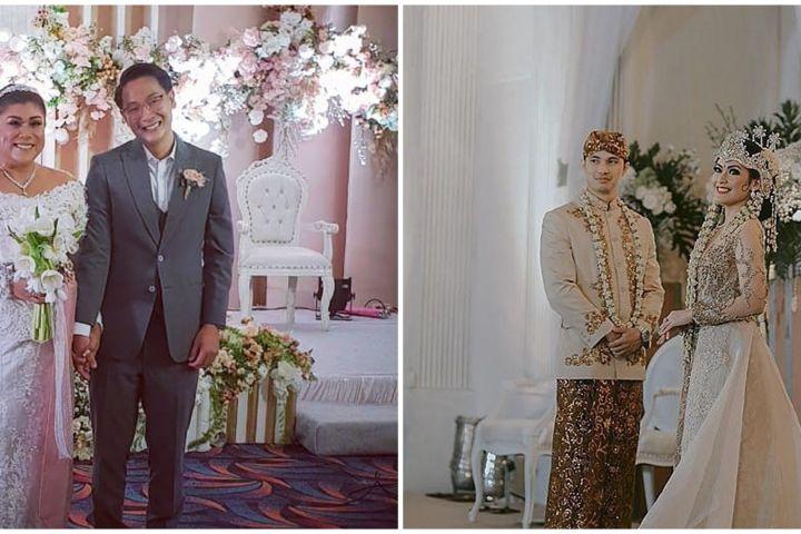Beda gaya 8 jebolan Indonesian Idol saat menikah, curi perhatian