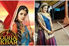 10 Potret lawas Paridhi Sharma syuting serial Jodha Akbar, seru abis