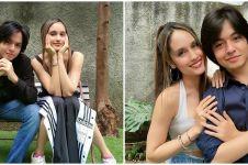 Syuting bareng, 8 potret Cinta Laura dan Angga Yunanda ini bikin baper
