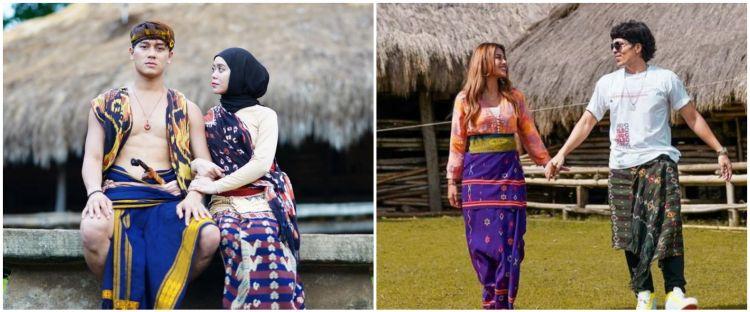 Masih pacaran, pemotretan 5 pasangan seleb di Sumba ini bak prewedding