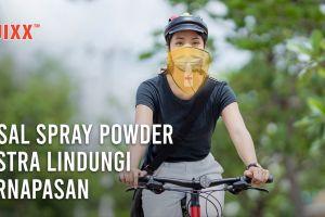 Pemakaian Powder Nasal Spray terbukti bantu lindungi sistem pernapasan