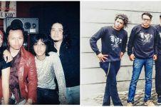 Anniversary ke-26, ini 10 potret transformasi personel band Stinky