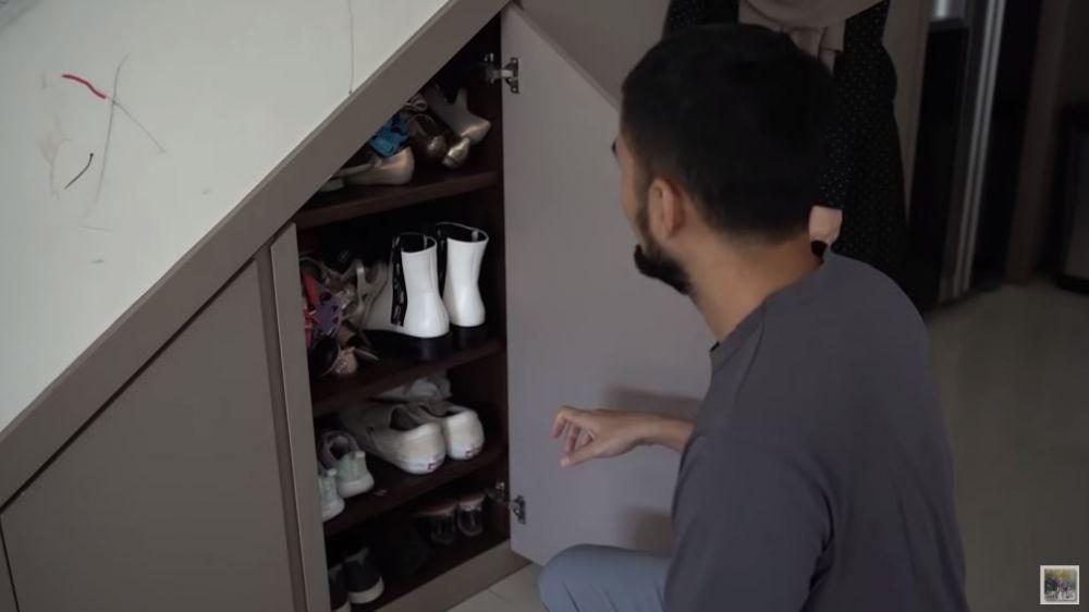 walk in closet Shireen © YouTube
