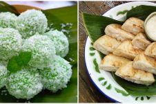 10 Resep jajanan pasar berbahan kelapa parut, sederhana dan enak