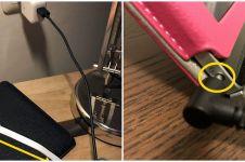 10 Momen lucu gagal nge-charge barang elektronik, bikin tepuk jidat