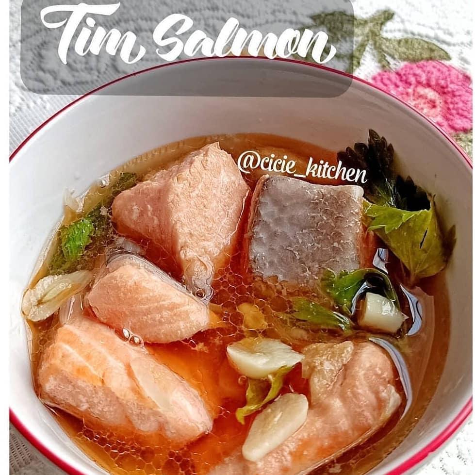 resep ikan tim ©Instagram