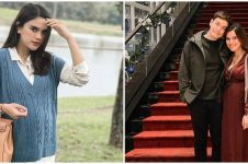 9 Gaya outfit hamil ala Audi Marissa, stylish dan menawan