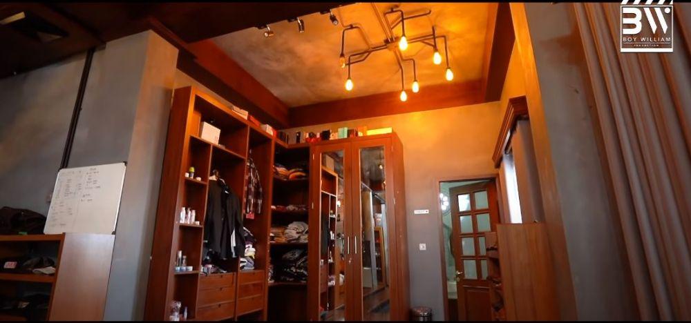 kamar di rumah Sule © 2021 brilio.net