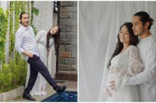 7 Momen anniversary pernikahan Ana Riana, dirayakan dengan babymoon