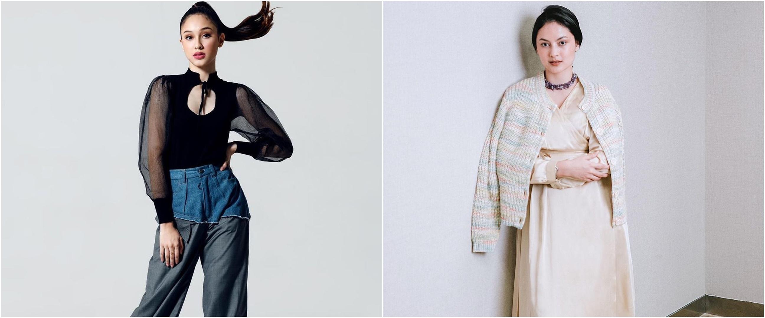 7 Adu gaya Yasmin Napper & Clara Bernadeth, lawan main Giorgino