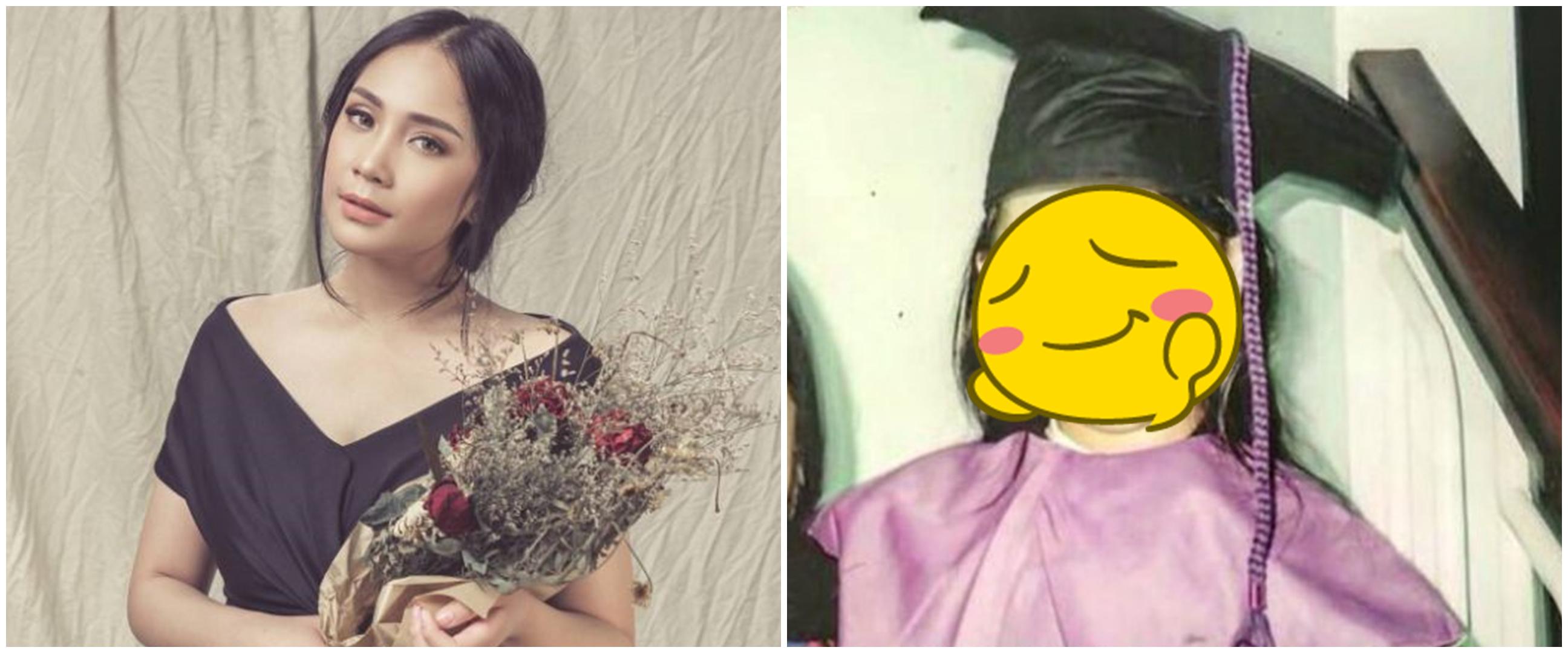 8 Potret lawas Nagita Slavina zaman sekolah, ekspresinya gemesin abis