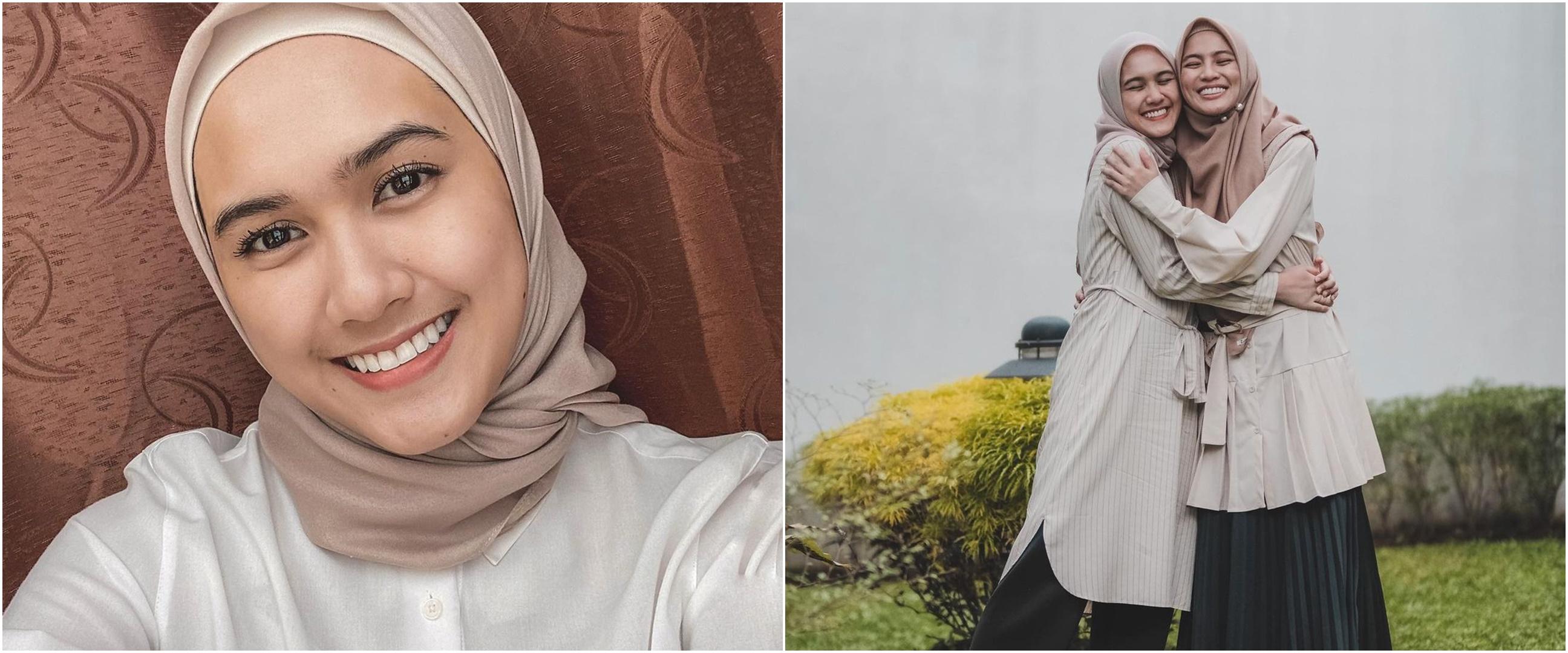 7 Potret terbaru Annissa adik Alyssa Soebandono, kini tampil berhijab