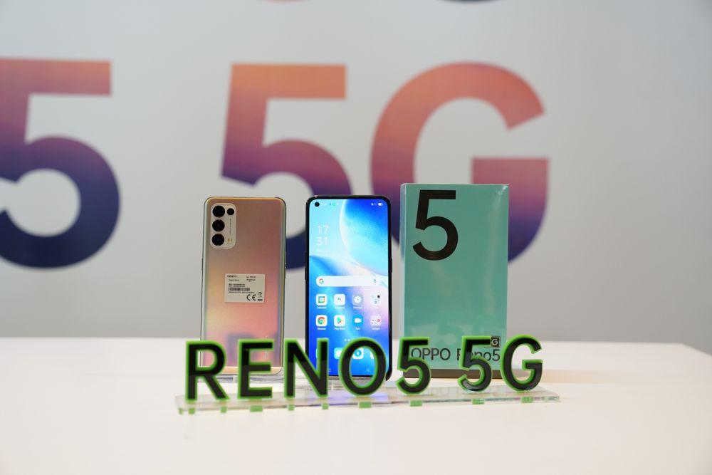 Oppo Reno5 5G Academy © 2021 brilio.net
