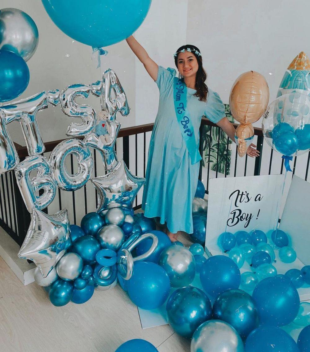baby shower tengku dewi © Instagram