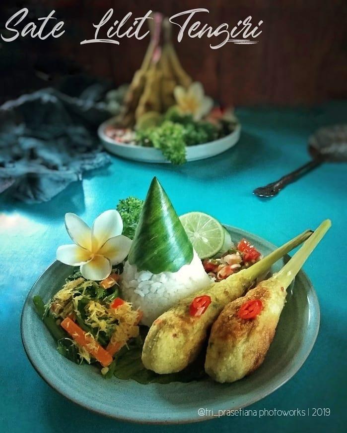 Resep sate seafood Instagram